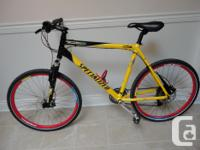 Selling an adult size SPECIALIZED ROCKHOPPER PRO 27