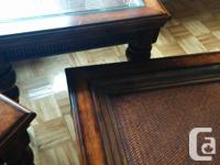 MUST GO...Serious offers considered! Elegant solid wood