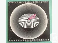 Queen Jazz, released 1978: Serial #6E-166 Electra