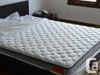 Urgent,  Sealy Brand mattress from Matelas Bonheur for