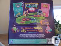 Quelf Junior, excellent complete condition, box is a for sale  British Columbia