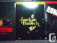 $3 Each. Mint Condition Pulp Fiction - Collector's