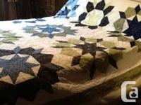 I have quilts and other padded items available for