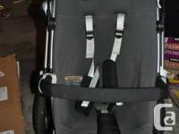QUINNY BUZZ STROLLER used for about a year and then in