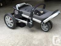 Good condition Quinny Buzz stroller. Seat can face you