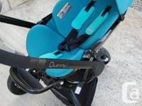 Quinny moodd stroller   like new condition. I only used