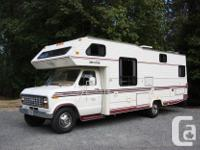 1985 Ford 460 motorhome class 'C ' in very good