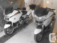 I have 2 the same 2006 R 1200 RT BMW's available. One
