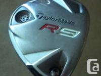 Excellent health condition Taylormade R9 4-Wood-->)