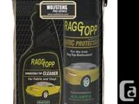 We carry the Ragg Topp Brand Convertible Top Cleaner