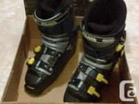 I'm selling a set of Raichle men's CE3.7 ski boots in a for sale  Ontario