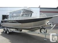 River City Marine has a full line of Raider Offshore