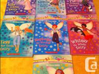 Rainbow Magic Fairy books by Daisy Meadows, Scholastic
