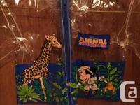 Unisex Clear rainjacket by Disney Animal Kingdom. Size