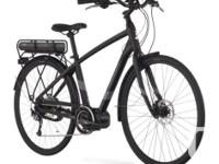 The Raleigh Detour iE is regularly $3399.99. We