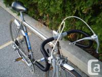 Raleigh Grand Prix men's 21 inch 10-speed this is an