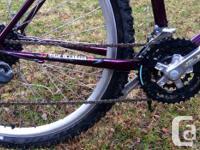 Raleigh Serengeti Mountain Bike  Made in Canada  Has a
