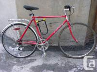 Raleigh Super Grand Prix - mid 1980s  Good working