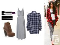 Mad for Plaid! This is for 2 plaid shirts in excellent