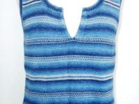 Ralph Lauren - Knit Tank Top / Sleeveless / Cami - 100%
