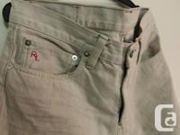 Ralph Lauren  Denim jeans   Men's  Used   Size: 31/30