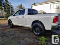 Make Dodge Model Ram 1500 Year 2010 Colour Stone white