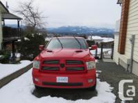 Make Ram Model 1500 Year 2011 Colour Red kms 149000