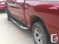Make Ram Model 1500 Colour Deep Cherry Red Trans