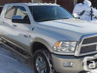 Make Dodge Model Ram 3500 Year 2011 Colour White kms