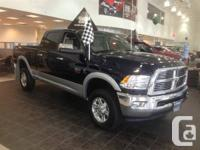 Show Room Ram 3500 Laramie. 54km(like brand new)