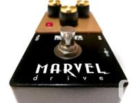 Like-new condition Marvel Drive from Ramble FX. This