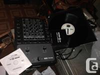 I'm selling my Rane 57mkII DJ Mixer. Pretty much brand