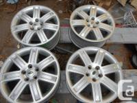 Brand: Range Rover Vogue L322 7 Spoke 19� Silver Alloy