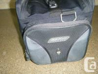 Like New, Rapid transit tail bag, comes with a rain