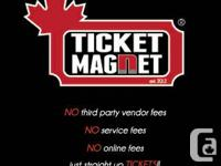 The following tickets remain for Game 1 and Game 2