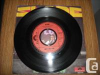 RARE SLADE 45, RELEASED in GERMANY in 1971...COMPLETE