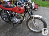 Make Honda Year 1973 kms 8591 Have a rare 1973 Honda
