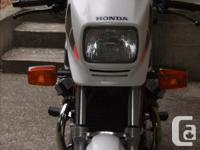 Make Honda Model Cb Year 1983 kms 33275 Many new parts
