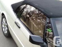 Make Cadillac Model Allante Year 1992 Colour Pearl