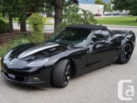 Make Chevrolet Model Corvette Year 2008 Colour black