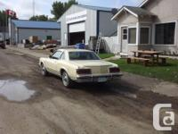 Make Chrysler Model LeBaron Year 1978 Colour cream kms