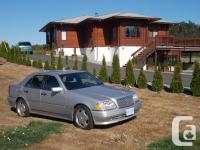 Make Mercedes-Benz Model C-Class Year 1996 Colour