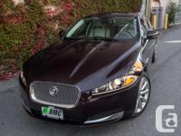 Make Jaguar Model XF Year 2013 Colour Brown kms 42750