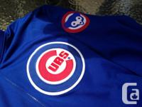 This is a rare and very eye catching Chicago Cubs
