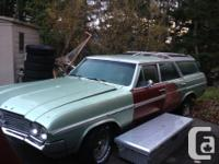 Make Buick Year 1964 Colour green Trans Automatic Drove