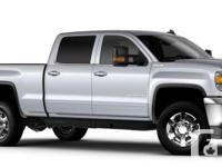Make GMC Model Sierra 3500HD Year 2016 Colour