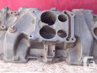 Apparently, this was a one year only intake manifold