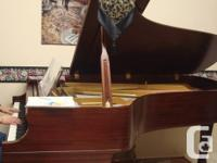 -built in 1929 (serial number 83016)  -personal piano;