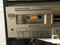 COMPLETE YOUR VINTAGE MARANTZ STEREO SET-UP...One Touch