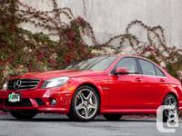 Make Mercedes-Benz Model C63 Year 2010 Colour RED kms